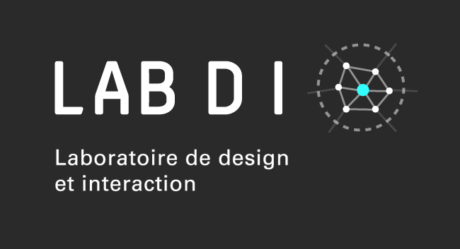 Laboratoire de design et interaction LadDI, design d'expérience, interface